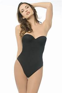 Annette Power Curves Convertible Strapless Bodysuit in ...