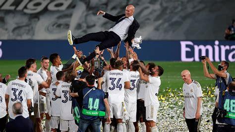 Birkenstock womens madrid patent slip on slide sandals white 43. Real Madrid wins La Liga title - FBC News