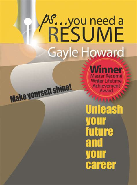 best selling resume books by the guru of resume writing