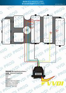 Vvdi Prog For Bosch Adapter To Read Ecu For Bmw N20 N55 B38 Isn Without Opening Xhorse Vvdi Products