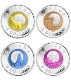 New Canadian 5 Dollar Coin 2017