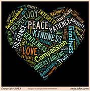 peaceful world would b...
