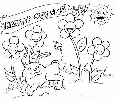 Coloring April Showers Pages Flowers Bring Getcolorings