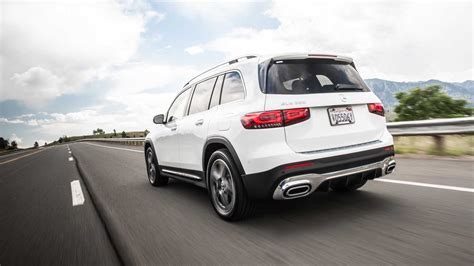 With its striking suv design and all the comfort highligh. Review: The 2020 Mercedes-Benz GLB 250 plays all the right angles