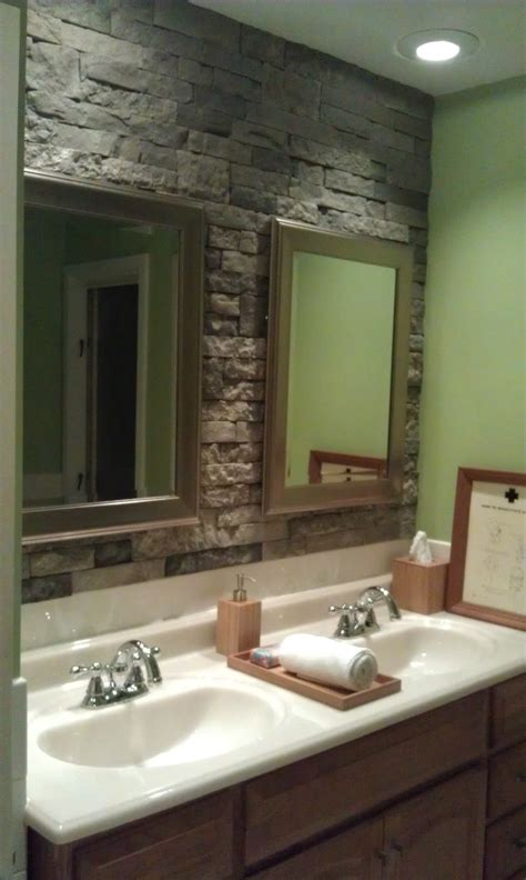 bathroom wall ideas decorating recommended lowes airstone for wall decor