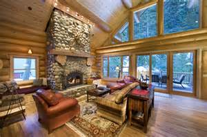 log homes interior ambiance armoires january 2011