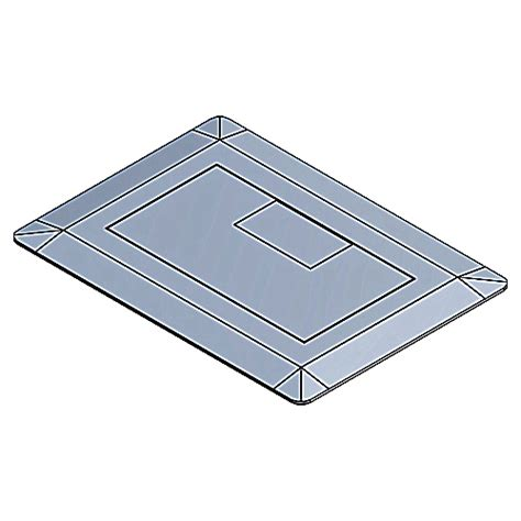 boxes enclosures fittings floor boxes poke thru accessories floor box covers non metallic