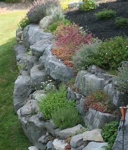 les 25 meilleures idees de la categorie jardin de rocaille With grosse pierre pour jardin 0 jardin de rocaille et deco en pierre naturelle en 40 idees