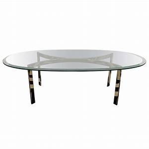 xjpg With oblong glass coffee table