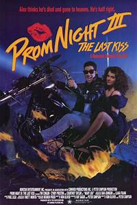 Prom Night 3: The Last Kiss Movie Posters From Movie ...