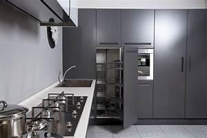 Gallery of cucina moderna bianca e grigia cerca con google Cucina Moderna Grigia 1 cucina