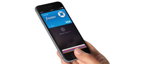iphone  nfc chip  works  apple pay