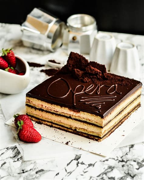 opera cake pumped for hump day opera cake