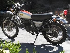 Honda 250 Elsinore