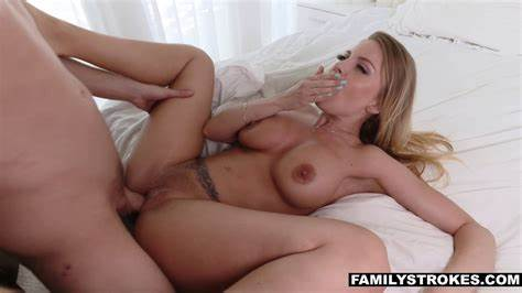 Squeamish Aunt Motivates Her Deadbeat Nephew Britney Amber Life Nipple