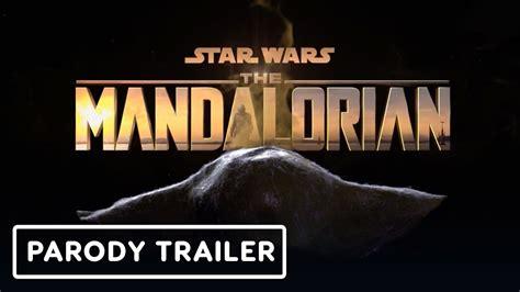 The Mandalorian Season 2 - Teen Yoda Parody Trailer - Hài ...