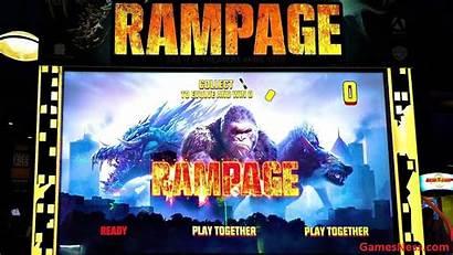 Rampage Code Cheat Ever Amazing Movie Gems