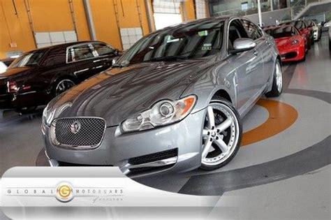 Sell Used 09 Jaguar Xf Supercharged Bowers-and-wilkins Nav
