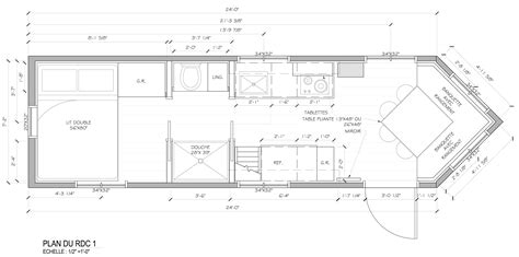 cuisine professionnelle mobile micro house plans home design ideas