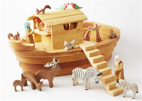 Noah's Ark Hand-crafted Wooden Heirloom Toy Diy Vitamin C Serum With Tablets Wire Tree Beads Harry Potter Decor Easy And Inexpensive Christmas Gift Ideas Twin Headboard Dimensions Clip In Extensions For Short Hair 21st Birthday Felt Flowers Headbands