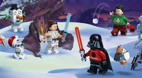 New LEGO Star Wars sets listed at LEGO.com