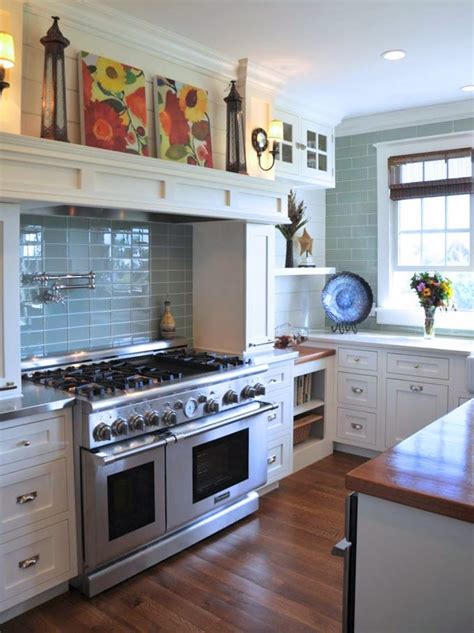 reclaimed kitchen tiles best 25 oven ideas on stove vent range 1745