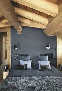les 25 meilleures idees de la categorie plafonds en bois With exceptional deco maison avec poutre 9 la poutre en bois dans 50 photos magnifiques