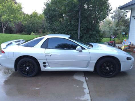 1994 Mitsubishi 3000gt Vr4 by 1994 3000gt Vr4 White Like New Low Classic