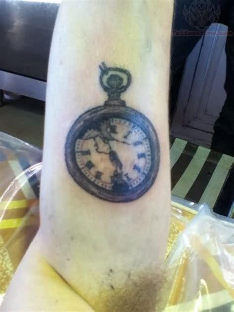clock tattoo images designs