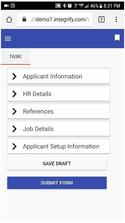 Forms Responsive Form Mobile Designer Friendly Step