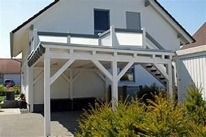Carport Terrasse Kombination : bilder flachdachcarports foto galerie flachd cher von novum carport ~ Somuchworld.com Haus und Dekorationen