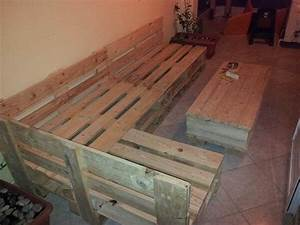 5 diy pallet furniture projects 99 pallets for Pallet sectional sofa plans