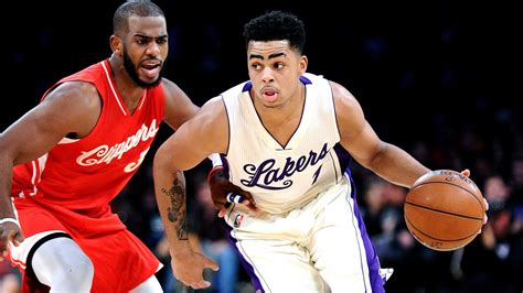 lakers  clippers la times