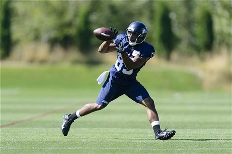 seattle seahawks roster battle update wide receivers