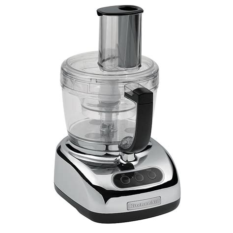 kitchen accessories kitchenaid kfp740cr 9 cup food processor sears outlet 1090