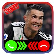 ronaldo fake video call  latest wallpaper   pc