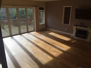 Horsham private house for Floor sanding courses