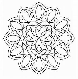 Mandala disegno da colorare gratis 1 per adulti disegni da colorare e stampare gratis immagini