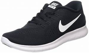Womens Running Shoes Nike Mens Free Rn Running Shoes Black