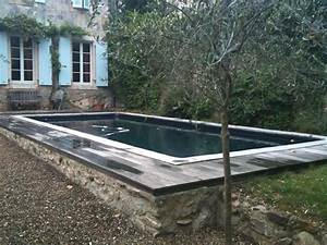 25 melhores ideias de margelle no pinterest margelle With beautiful piscine liner gris anthracite 5 liner para piscinas piscinas desjoyaux