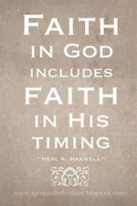 trusting  gods timing quotes quotesgram