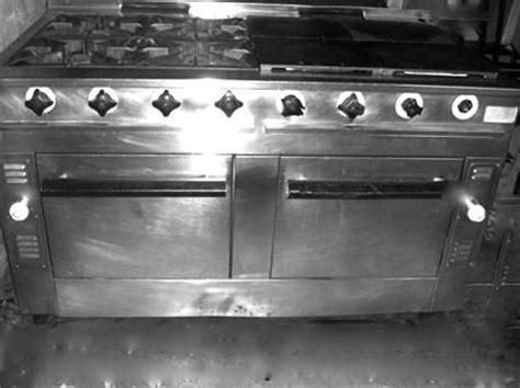 morice cuisine piano de cuisine a gaz 8 feux fours morice à 1200