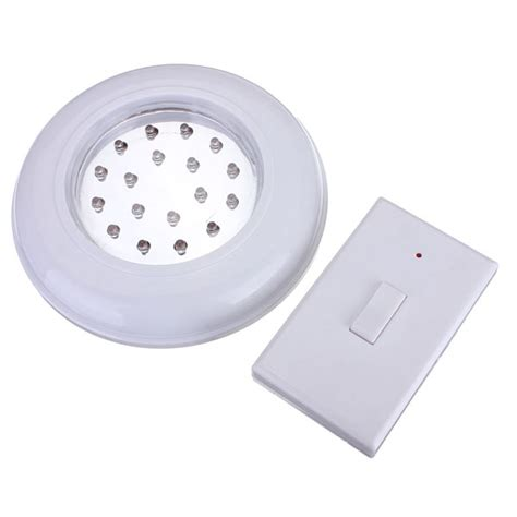 battery operated led lights with remote battery operate wireless led night light remote control