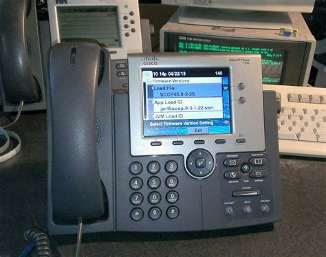 Cisco Cp7945g 7945 Unified Ip Phone, Color Lcd 5inch Tft