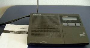 Radio Shack Noaa 7 Channel Weather Radio Alert 12 250