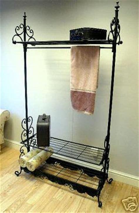 shabby chic clothes rail ornate paris style clothes rail i heart shabby chic