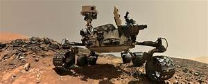 Curiosity Rover Is Taking a Martian Vacation While The Sun ...