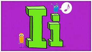"ABC Song: The Letter I, ""I Use I"" by StoryBots - YouTube