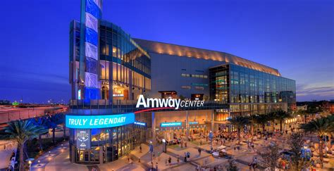 amway center arenanetwork