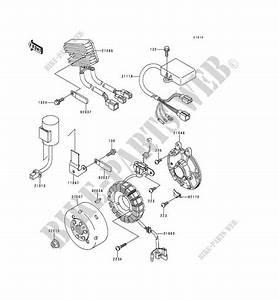 1991 Kawasaki Kdx 250 Wiring Diagram